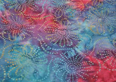 Floral Dots Detail