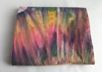 Rainbow Tye Dye fabric 4