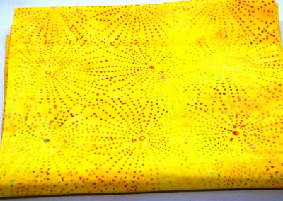 yellow-floral-dots