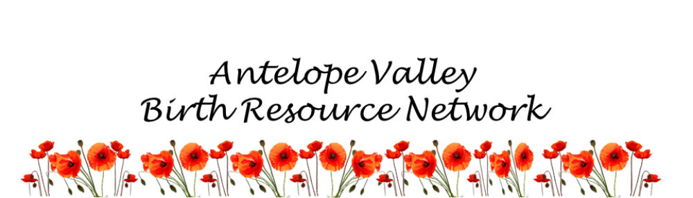 Antelope Valley Birth Resource Network AVBRn Your Birth | Doula Support, Childbirth Classes & Workshops