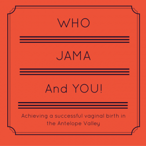 WHO, JAMA, and YOU