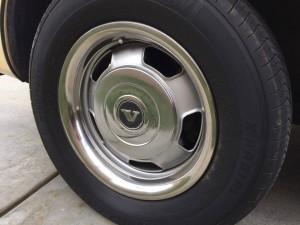 volvo wheel